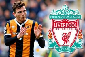 Andrew Robertson Hull City to Liverpool, Andrew Robertson Hull City, to Liverpool, Andrew Robertson, Hull City to Liverpool, Andrew Robertson to Liverpool, Hull City, Premier League, Liga Inggris,