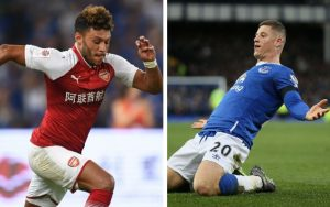 Alex Oxlade-Chamberlain Ross Barkley, Alex Oxlade-Chamberlain, Ross Barkley, Alex Oxlade-Chamberlain to Chelsea, Ross Barkley to Chelsea, Premier League, liga inggris