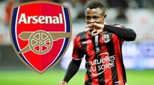 Jean-Michael Seri Nice to Arsenal, Jean-Michael Seri Nice, to Arsenal, Jean-Michael Seri, Nice to Arsenal, Jean-Michael Seri to Arsenal, OGC Nice , Premier League, Liga Inggris, Liga Prancis, Ligue 1